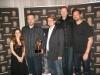 Rachel Belofsky, Toby Wilkins, David Maurer, Elia and Ozzy Alvarez