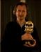 with Screamfest Skull Award