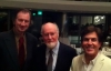 Elia with maestro John Williams and composer Daniel Licht