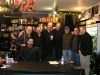 Signing at Dark Delicacies wit Alan Howarth and Mark Snow